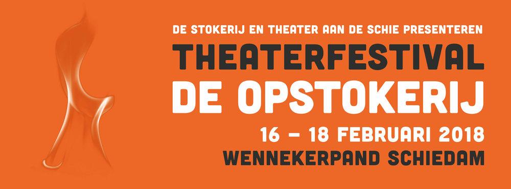 - Van 16 februari t/m 18 februari 2018 bezet De Stokerij weer het Wennekerpand om Schiedam op theatrale en feestelijke wijze kennis te laten maken met hun repertoire en gloednieuwe plannen. Stuk voor stuk nieuwe voorstellingen, waar u voor het eerst bij kunt zijn!