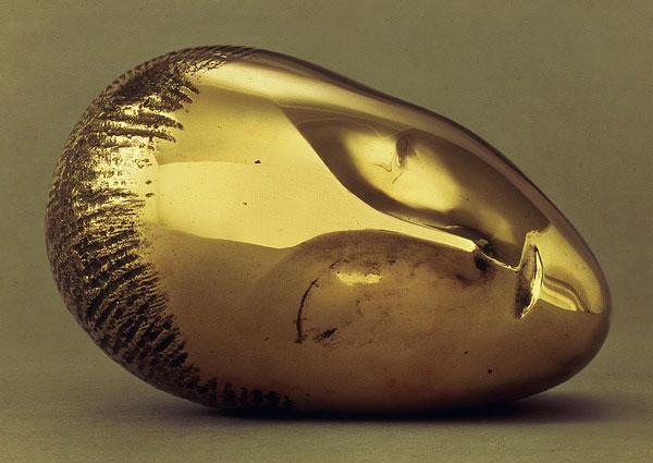 Constantin Brancusi, La Muse endormie, 1910