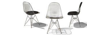 La Wire Chair