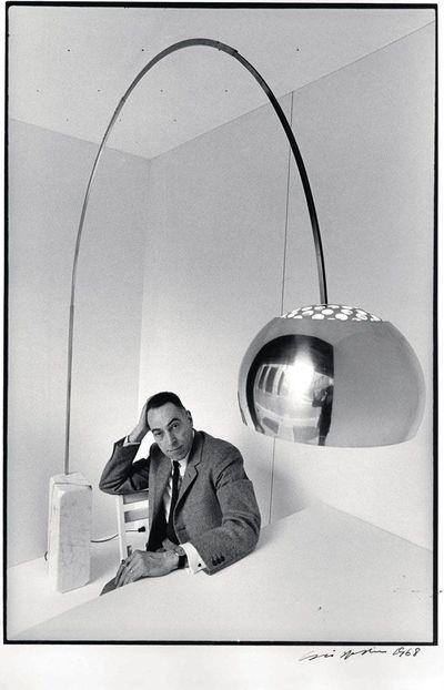 Achille Castiglioni et la lampe Arco