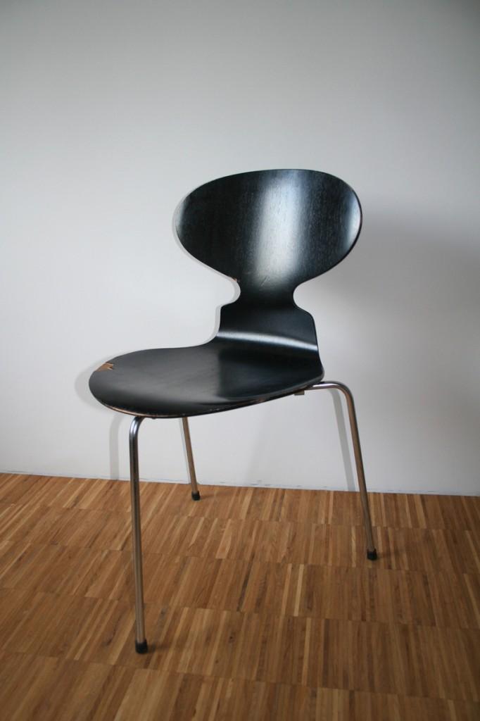 Arne Jacobsen, chaise Ant