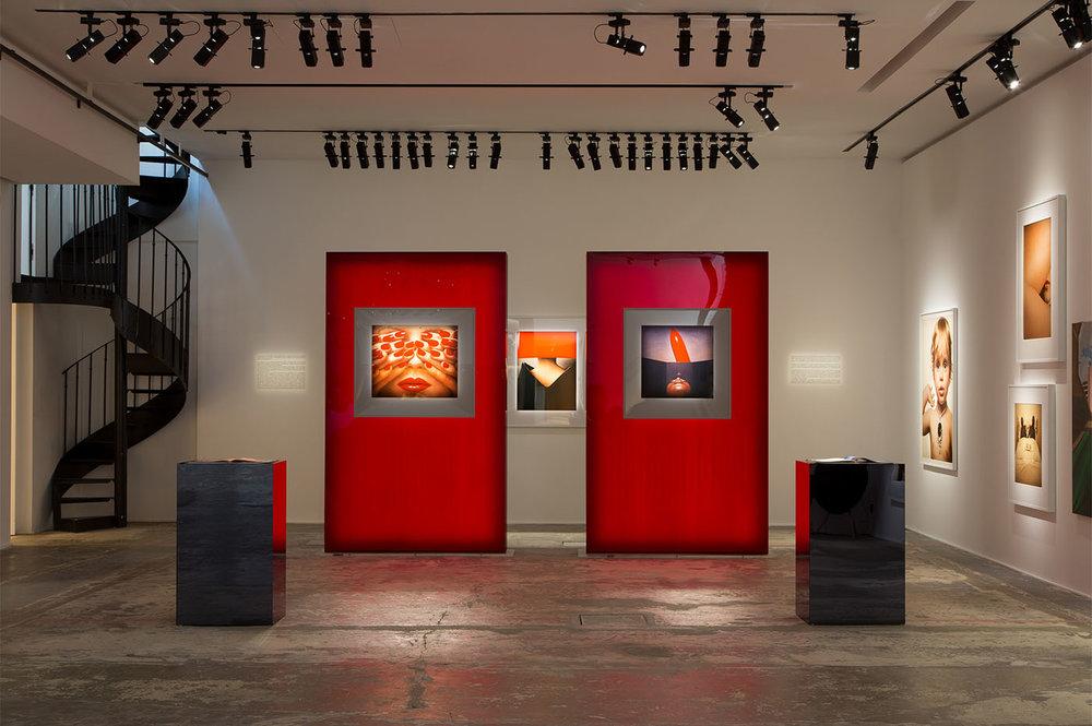 Exposition Guy Bourdin au studio des Acacias