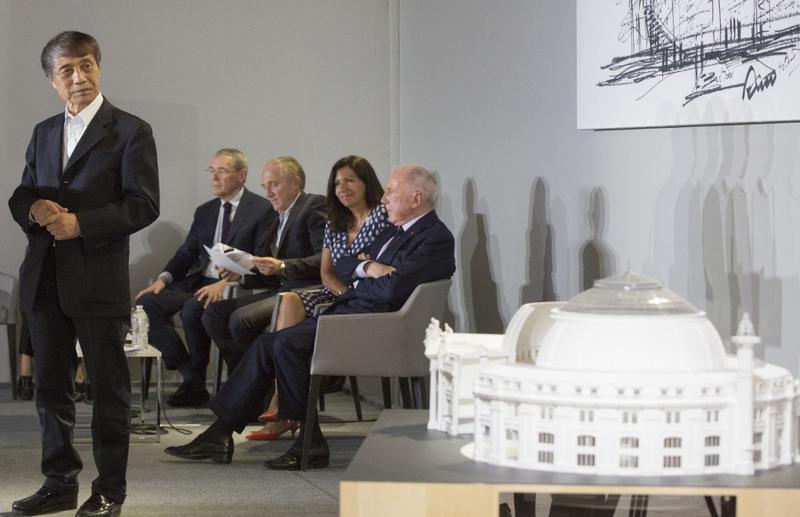 Tadao Ando pour la Fondation Pinault.jpg