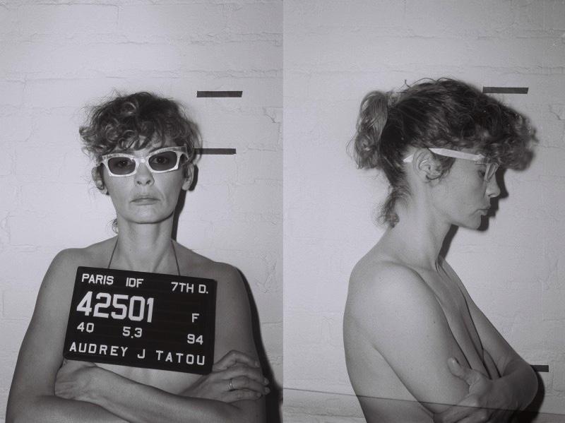 Audrey Tauto -Sans titre