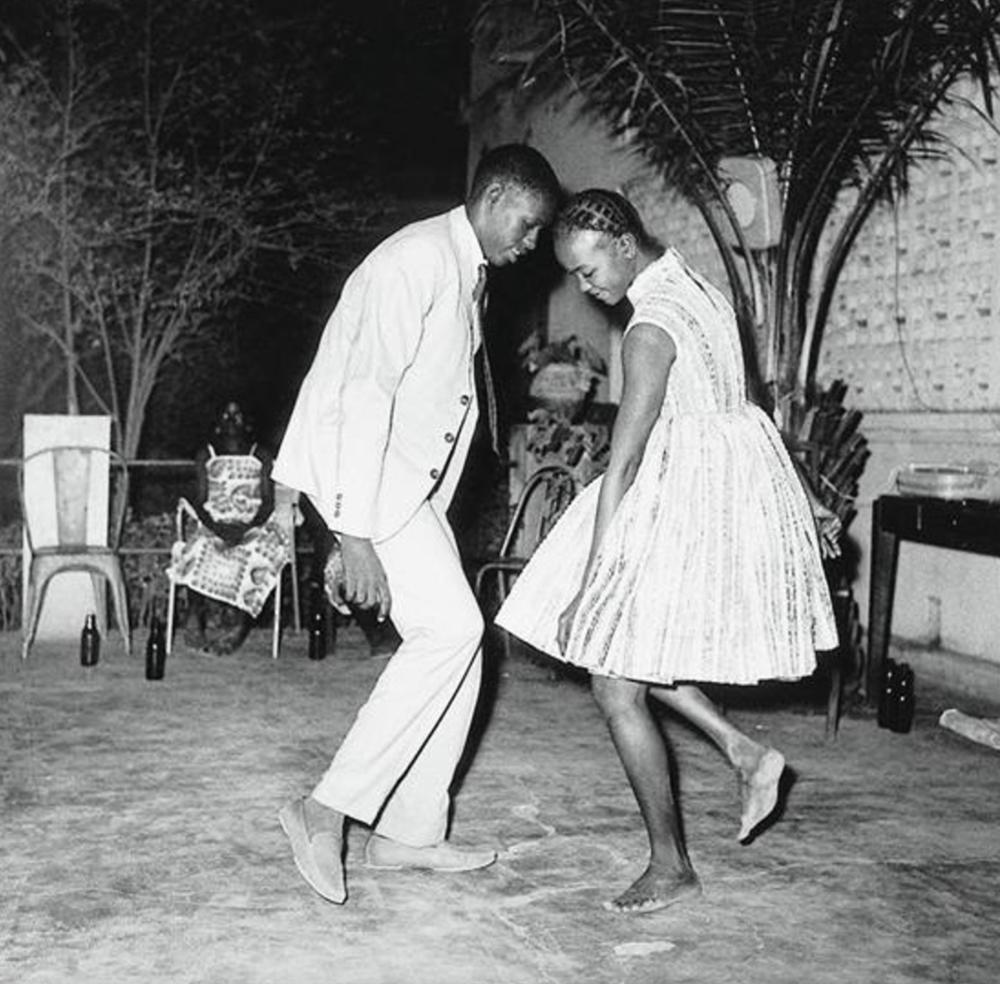 Malick Sidibé, La nuit de Noël, 1963