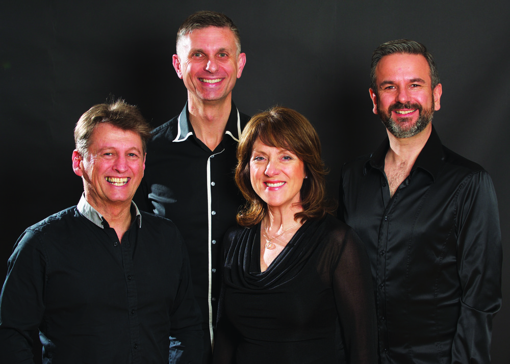 The Show Company Producers  - Allan Jeffrey, Mark Wojcik, Leiz Moore and Petr Divis