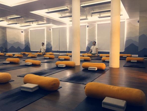 locationtribe yoga - SCOTLAND