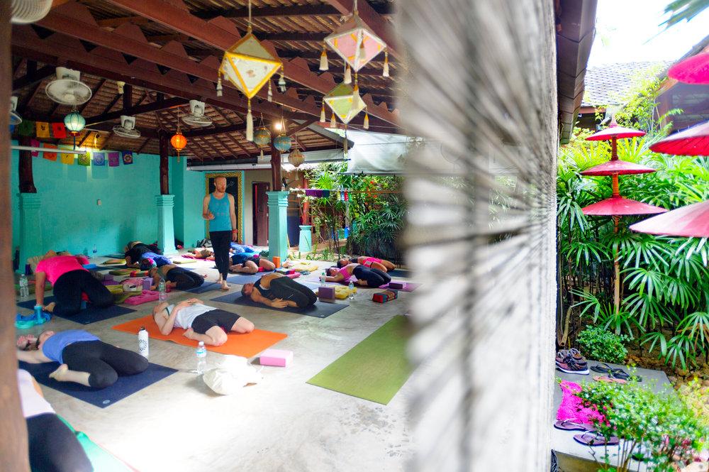 Yin yoga 2(100hrs) - KOH SAMUI, THAILAND