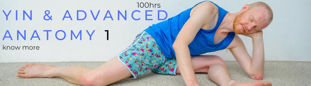 yin & advanced anatomy (100hrs)
