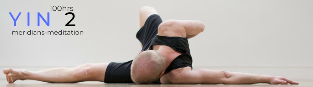 Yin Yoga 100Hrs Yoga Teacher Training