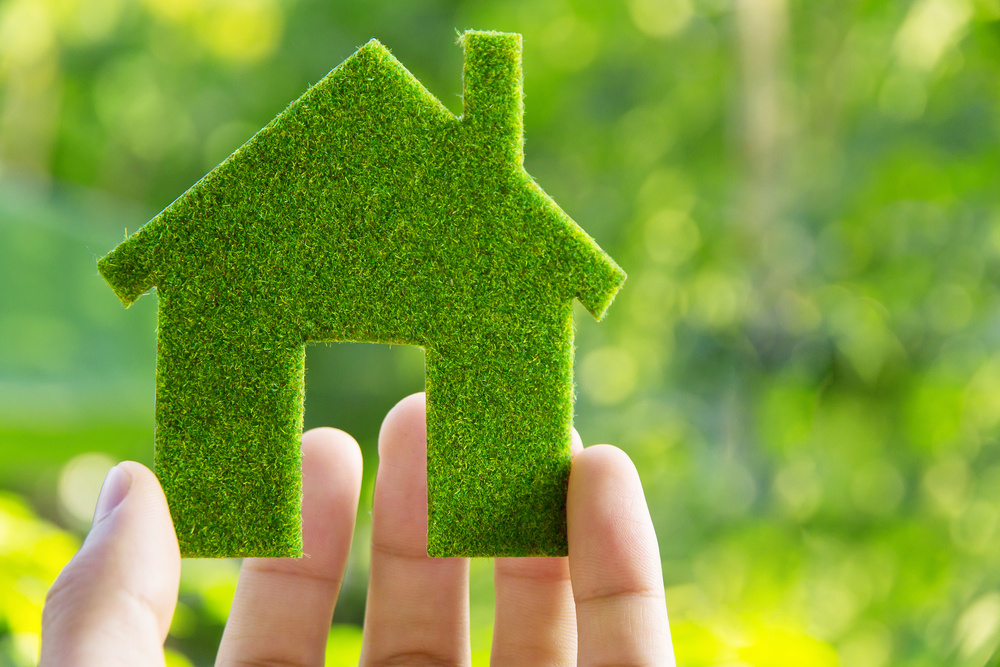 Building Green - OUR COMMITMENT TO YOUR HOME AND OUR EARTH