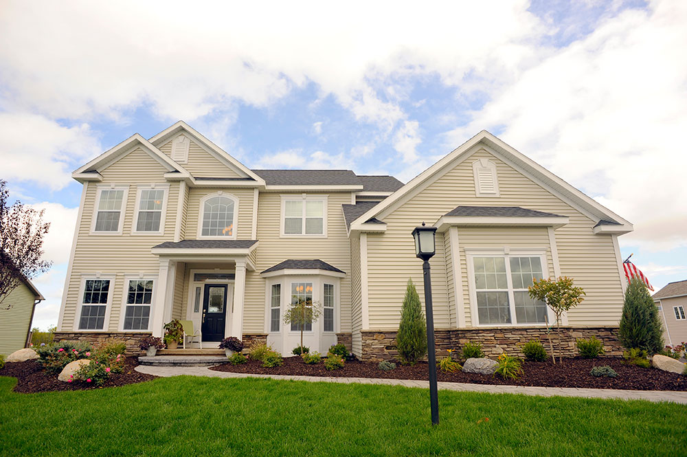 The Brookfield - Two Story Transitional