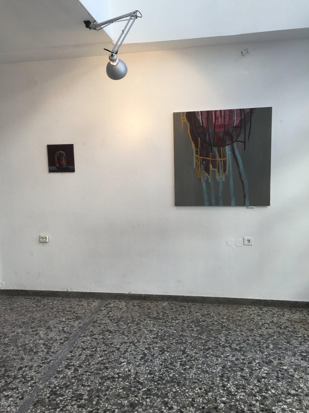 Clytemnestra never loved you, Da Gallery, Heraklion, Greece 2016