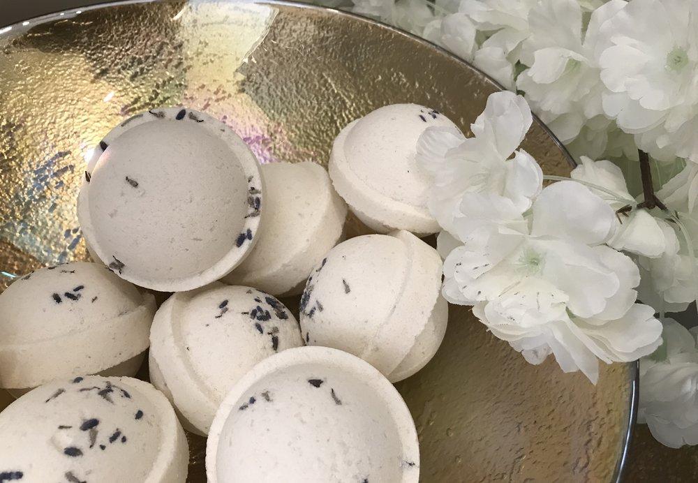 Lavender Bath Bomb - $7.97