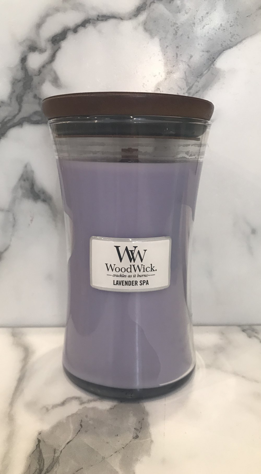 Lavender WickWorks Candle - $37.95