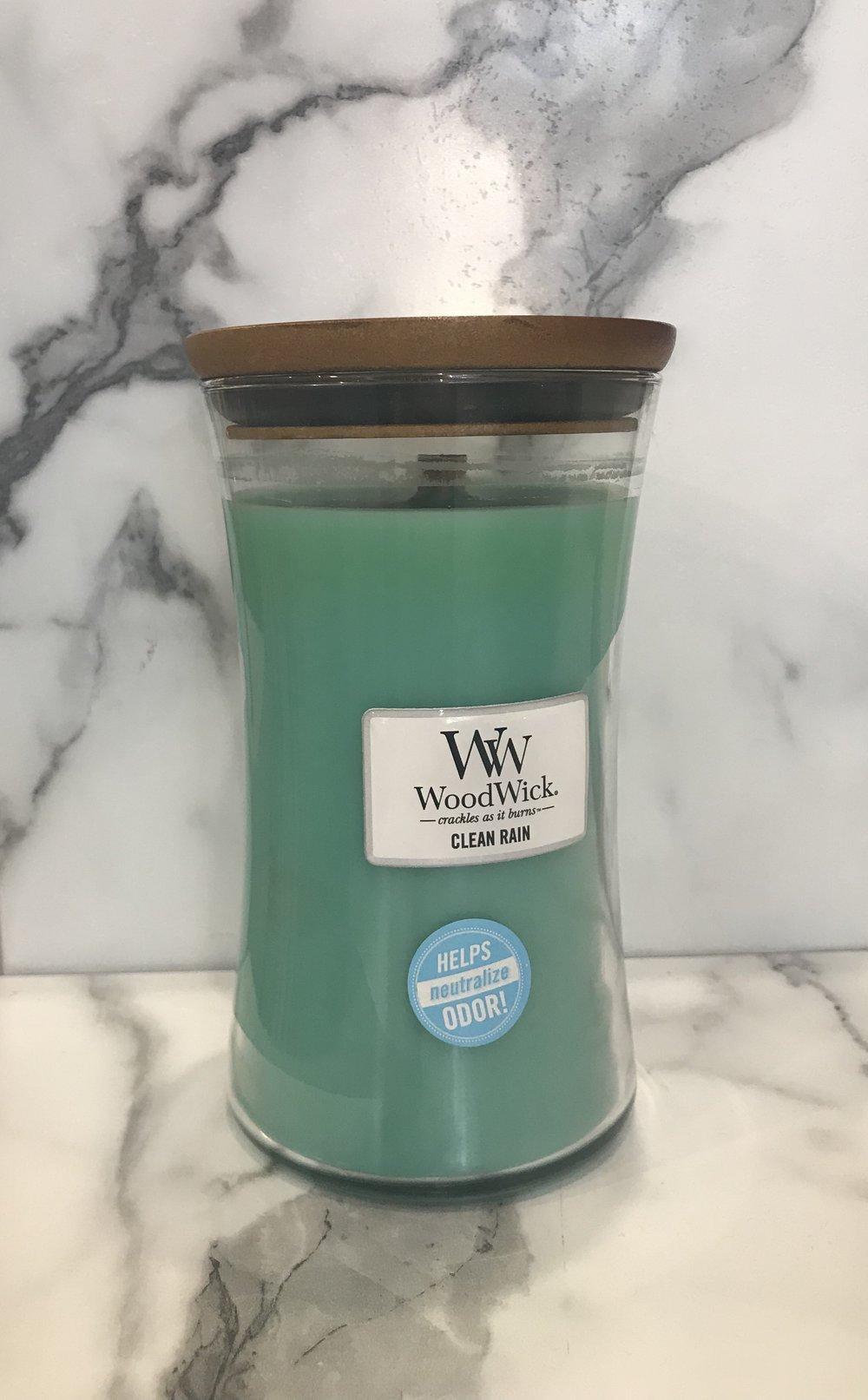 Clean Rain Candle - $37.95