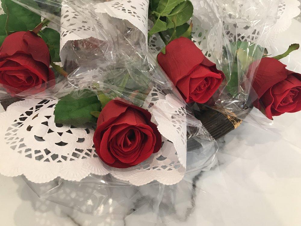 Rose - $13.95