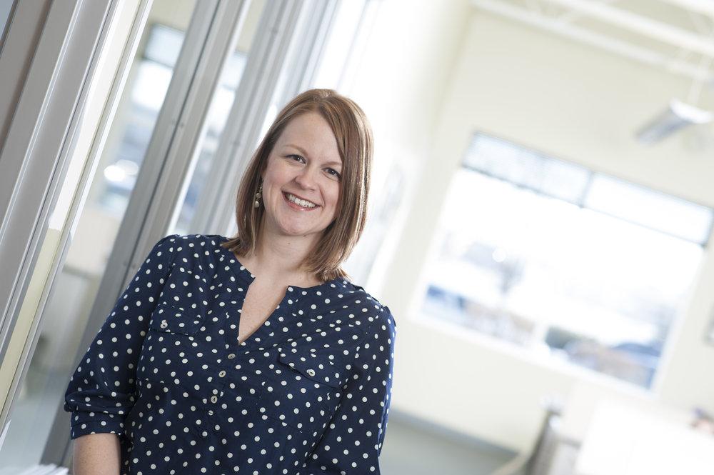 Kati Leslie - Client Services