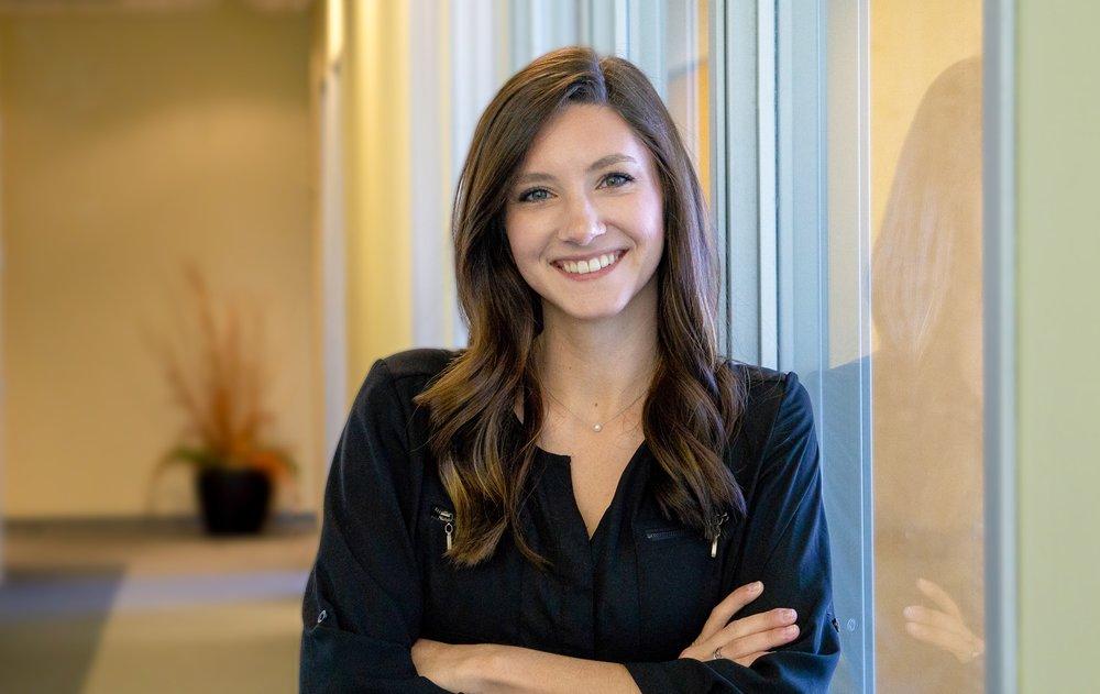Alivia Roberts - Client Services