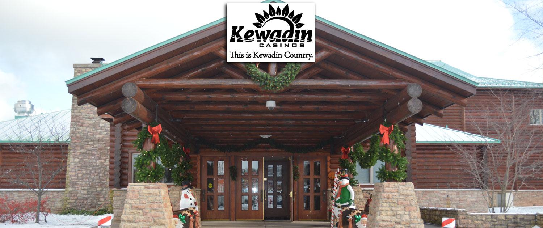 Kewadin Casino Christmas — Greater Munising Bay