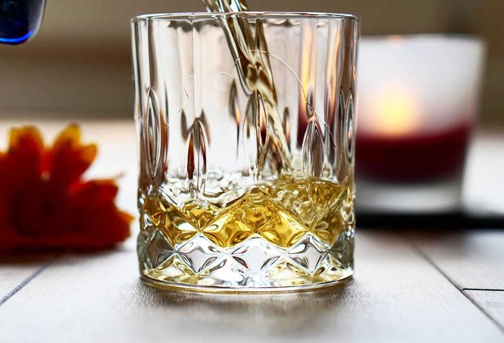 THE MILDER SIDE OF WHISKY