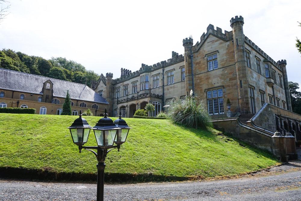 North Wales wedding venue