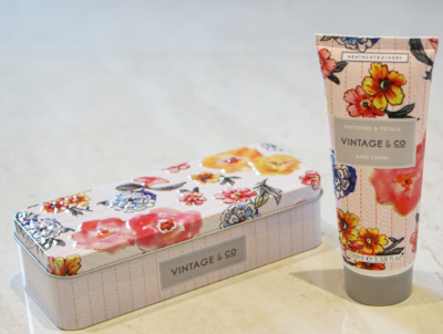 heathcote & ivory hand cream