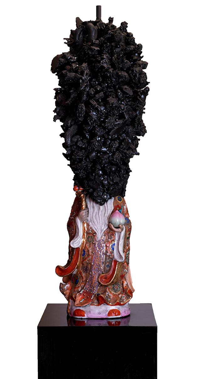 Lipski, E. Chinese God I, 2007 - BASMOCA