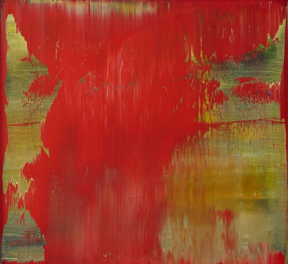 Richter, G. Abstrakes Bild, 1994 - BASMOCA