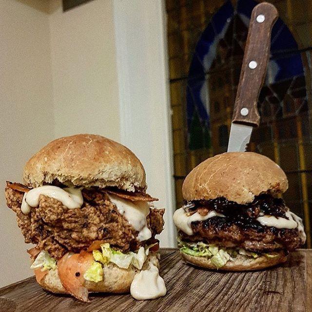 Malt + Pepper ❌ @redchurchbrewer has LIFT OFF!  Link in bio.  #eeeeeats #cookingwithbeer #london #popup #foodie #londonfoodie #londoneats #bethnalgreen #beer #brewery #craftbeer #craftbeerlondon #burger #burgers #eastlondon