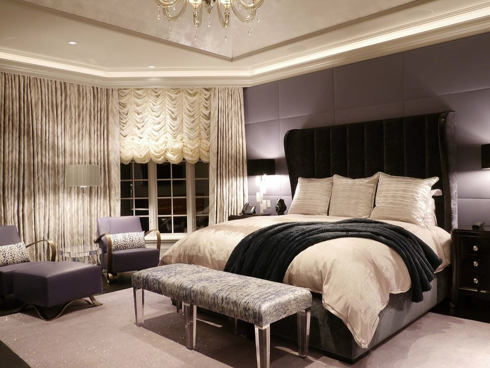 Modern Residential Bedroom