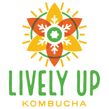 Lively Up Kombucha