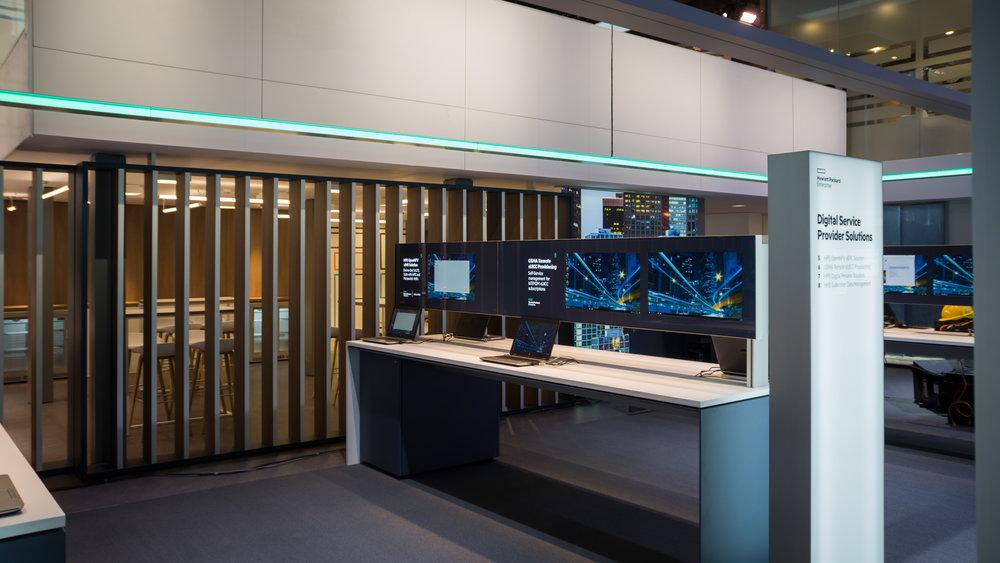 Hewlett Packard & HP Enterprise