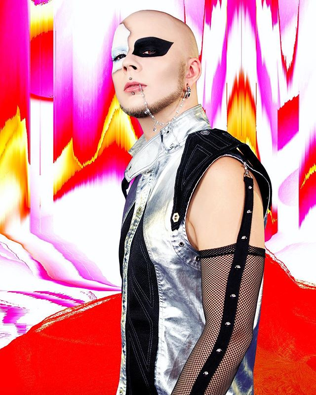 Tobias (dr) @tobiasbataar ______________ BATAAR  NEW SINGLE & MUSIC VIDEO 「GHOSTMODERN[ism]」 RELEASE 2019.03.09 ______________ Photo & Styling: @emelielagerphoto  Make-up: @lolikalou