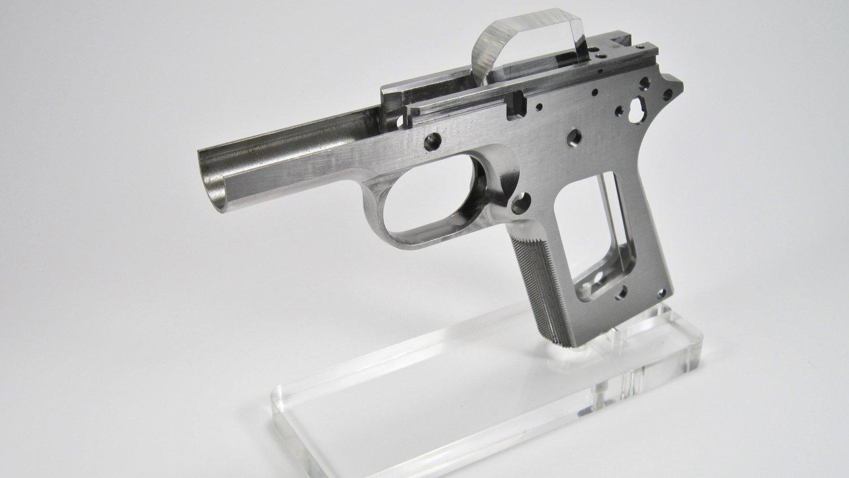 1911 single stack Frames — JEM Guns