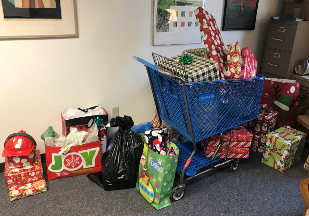Donations from Kendal at Oberlin