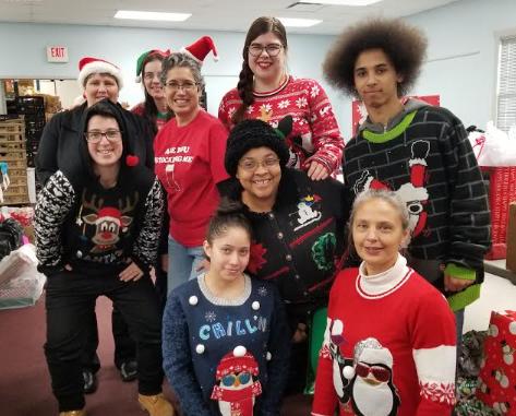 Holiday Staff Photo 2018