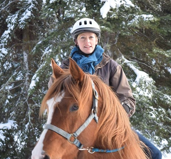 Lisa originally hails from Northern Alberta where she grew up on the family farm surrounded by animals and nature. She developed a passion for psychology and art early on in life and carried this passion through university and into grad school.  Lisa has a background in addictions, trauma informed practice, attachment theory, mindfulness based stress reduction, behaviour modification and equine facilitated wellness  (EFW) .  Currently Lisa works as an Anger Management and Family Violence Prevention Facilitator at the  Northern John Howard Society  in Prince George, BC and is currently attending Athabasca University pursuing a graduate degree in counselling.  Lisa is also a regular guest speaker for Northern Health Adult Addictions Day program and John McGinnis High School speaking to youth and adults on Anger Management and Anxiety in Prince George, BC. She has experience speaking nationally and locally, most recently being a guest lecturer at the College of New Caledonia. Lisa has also created and facilitated many workshops including a 2016 Equine Facilitated Wellness Series for Women who have experienced domestic violence and provincial Train-the-Facilitator workshops. I have over 1000 hours of group experience and would love see what I could provide for you.  Lisa is a married mother of three in a blended family and has experienced first-hand the complexities and challenges that families can bring. If she ever gets spare time, Lisa enjoys skiing, riding, mountain biking,  painting , baking, gardening, hiking and napping.