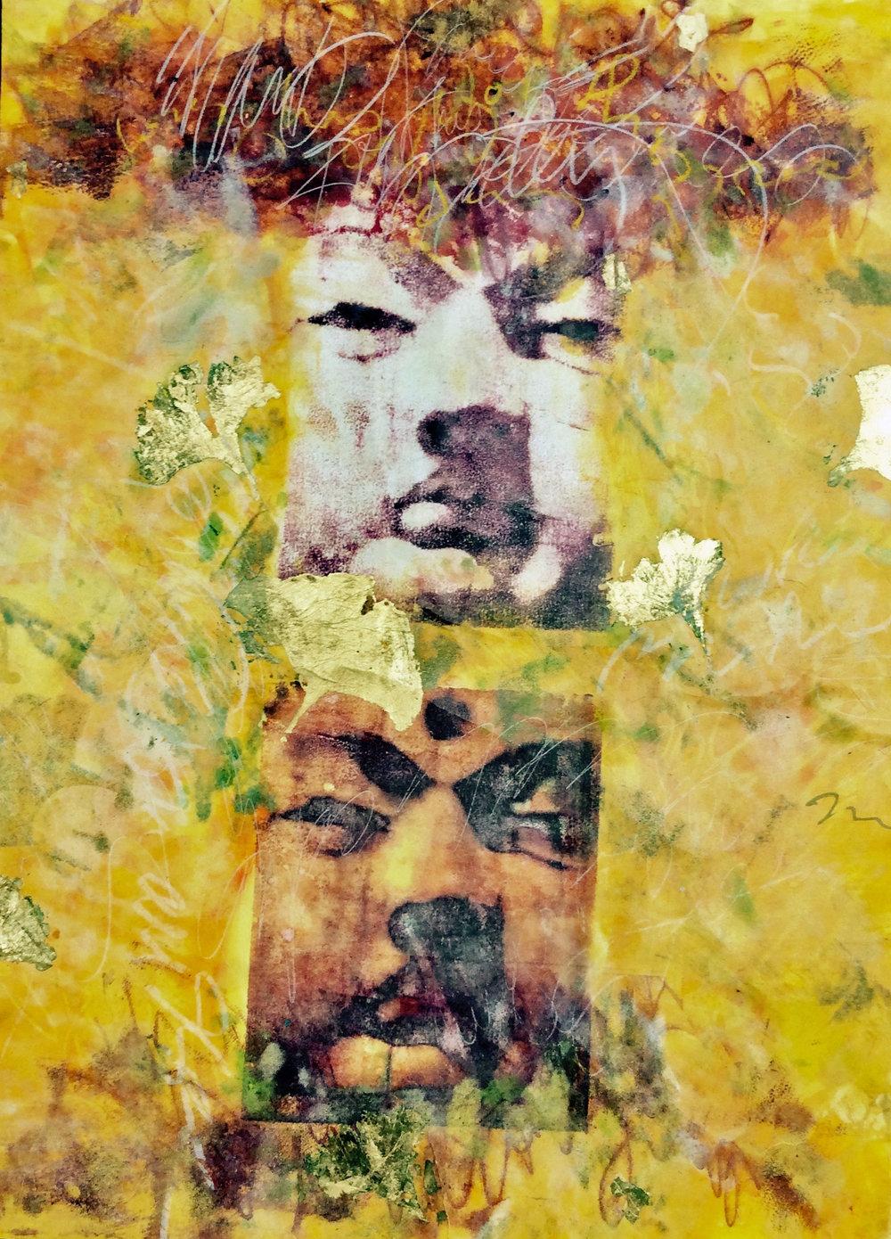 Bodhis  - Monotype, Transfer