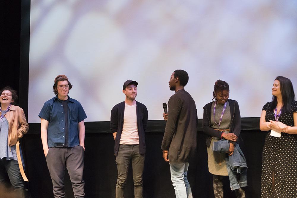 Atlantic Auteurs Two screening. Photo by Monika Gajewski.