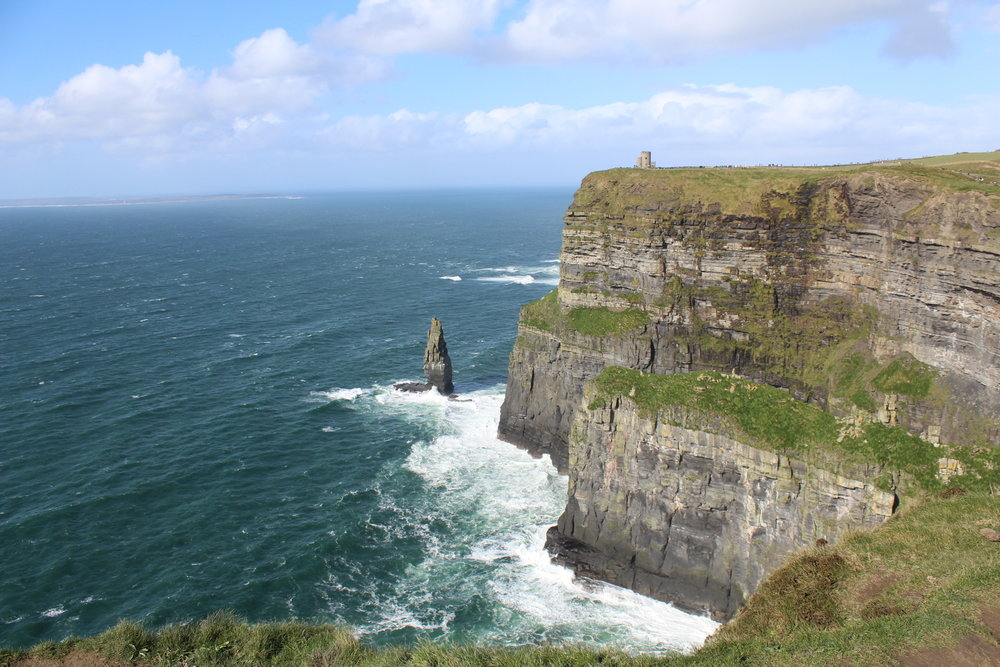 Dublin, Cliffs of Moher