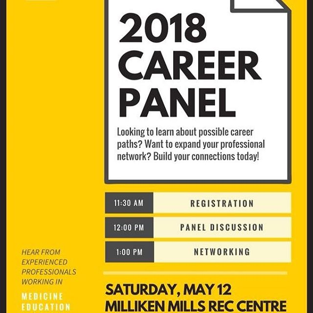 George Hugh will be on a panel to help youths prepare for university, the work force, advancing their careers etc.  Free to attend, get your children to attend!