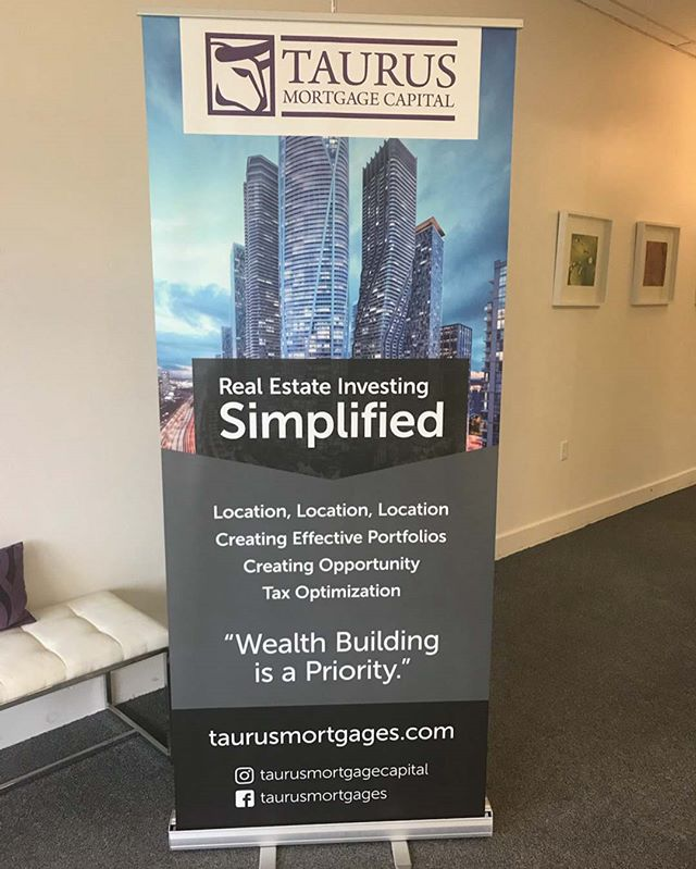 Real Estate Investments sounds like a great opportunity to building wealth, but without the proper knowledge and education about the current housing market, one might feel intimidated. At Taurus Mortgage Capital, we can teach and guide you to building wealth. Come to our seminars and learn how you can start building wealth in Real Estate Investing. For more information, go to our website at www.taurusmortgages.com/taurus-seminar/ for more information on when our next seminar is coming up, or book a private meeting with @ghugh1999. . . . . . . . . . . . . . .  #realestate #realestateinvesting #mortgagebroker #mortgage #markham #taurusmortgagecapital