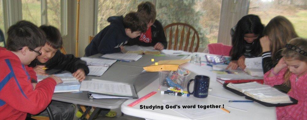 Studying Psalm 119