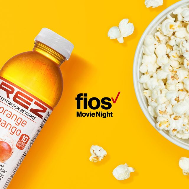 Helping our clients thrive on a daily basis is what we do best. REZ is wonderfully disrupting the beverage industry with its nutrient-packed, plant-based ingredients, and the partnership with Verizon Fios Movie Night could not have been a better fit. This incredible promotion ends TONIGHT! 👀 ⠀⠀⠀⠀⠀⠀⠀⠀⠀ Make the most out of your weekend by supporting two great businesses and saving big on delicious REZ in the process. Follow @drinkrez for all the deets! 😍 ⠀⠀⠀⠀⠀⠀⠀⠀⠀ #drinkrez #marketing #healthy #wellbeing #vegan #lowcarb #lowcalorie #zerosugar #sugarfree #trending #electrolytes #antioxidants #plantbased #turmeric #beverage #active #adventure #FMN #Verizon #VerizonFios #OnDemand #FiosMovieNight #movie #watch #promotion