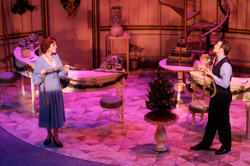 Arizona Repertory Theatre's production of She Loves Me