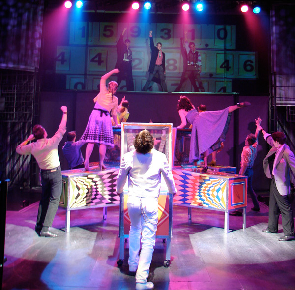 Arizona Repertory Theatre's production of The Who's Tommy
