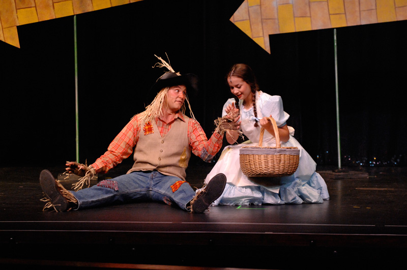Arizona Broadway Theatre's production of The Wizard of Oz