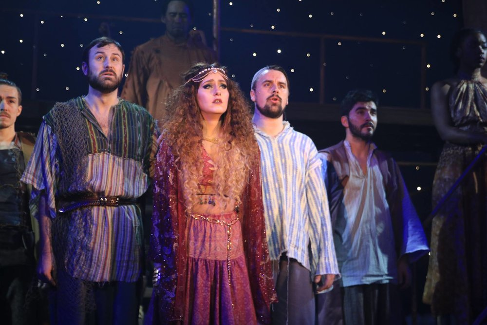 """Jesus Christ Superstar"" on tour"