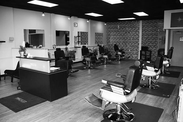Come take a seat with us! Appointments and Walk-Ins are welcomed.